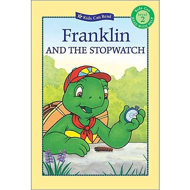 Franklin and the Stopwatch (Kids Can Read: Level 2)