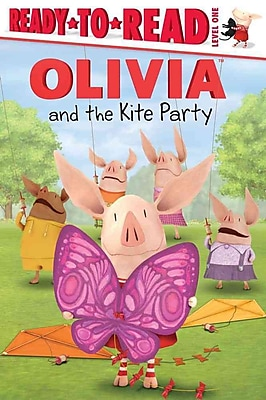 OLIVIA and the Kite Party (Olivia TV Tie-in)
