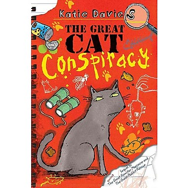 The Great Cat Conspiracy (The Great Critter Capers)