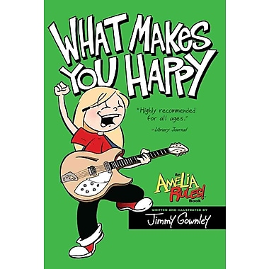 What Makes You Happy (Amelia Rules!)