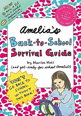 Amelia's Back-to-School Survival Guide: Vote 4 Amelia; Amelia's Guide to Babysitting 1216703