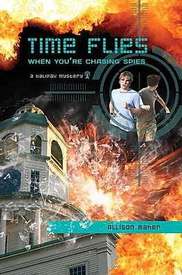 Time Flies When You're Chasing Spies (Halifax Mystery)