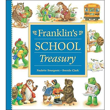 Franklin's School Treasury (Franklin (Kids Can Hardcover))