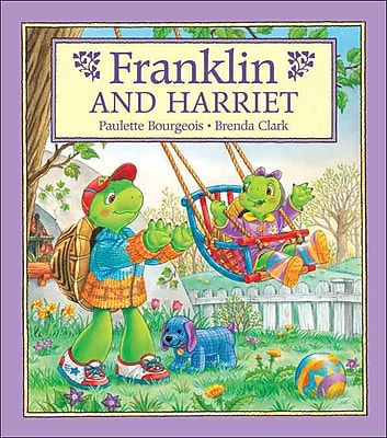 Franklin and Harriet (Franklin (Kids Can Hardcover))