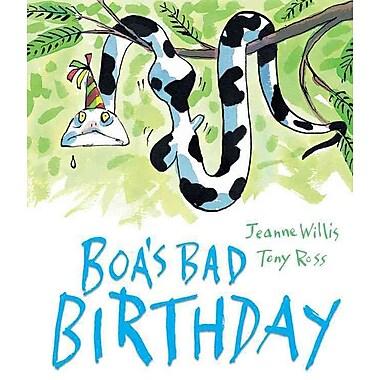 Boa's Bad Birthday (Andersen Press Picture Books)