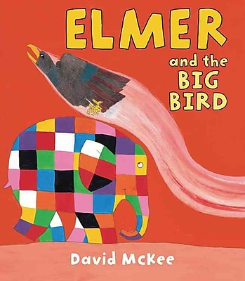 Elmer and the Big Bird (Elmer Books)