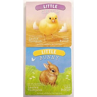 Little Chick/Little Bunny Vertical 2-Pack