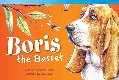 Boris the Bassett (Read! Explore! Imagine! Fiction Readers)