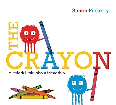 The Crayon: A Colorful Tale About Friendship