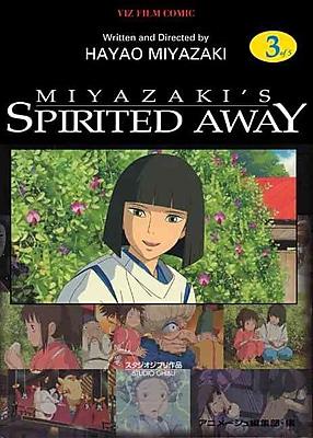 Spirited Away, Vol. 3