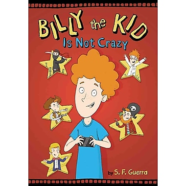Billy The Kid Is Not Crazy