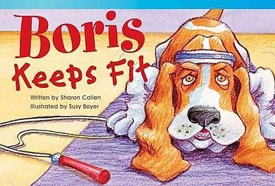 Boris Keeps Fit (Read! Explore! Imagine! Fiction Readers)