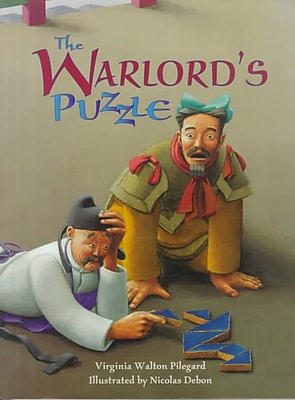 Warlord's Puzzle, The (Warlord's Series) 1218659