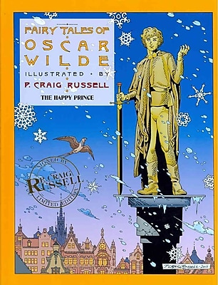 Fairy Tales of Oscar Wilde: The Happy Prince Signed & Numbered