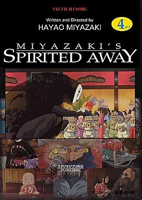 Spirited Away, Vol. 4
