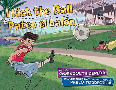 I Kick the Ball / Pateo El Balon