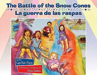 The Battle of the Snow Cones / La Guerra De Las Raspas