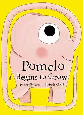 Pomelo Begins to Grow (Pomelo the Garden Elephant)