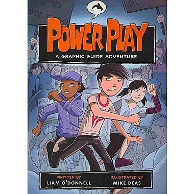 Power Play: A Graphic Guide Adventure (Graphic Guides)