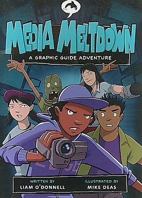Media Meltdown: A Graphic Guide Adventure (Graphic Guides)