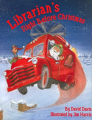 Librarian's Night Before Christmas (The Night Before Christmas Series)