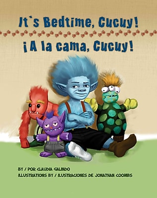 It's Bedtime, Cucuy/ A La Cama, Cucuy