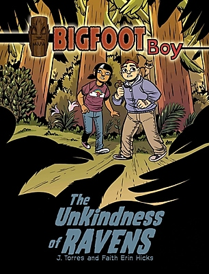 The Unkindness of Ravens (Bigfoot Boy)