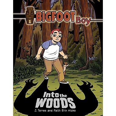 Into the Woods (Bigfoot Boy HC)