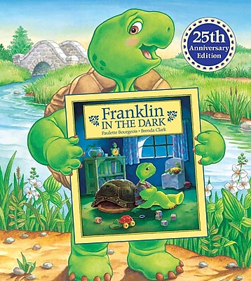 Franklin in the Dark: 25th Anniversary Edition (Franklin (Kids Can Hardcover))