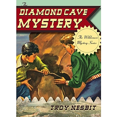 The Diamond Cave Mystery (The Wilderness Mystery Series)