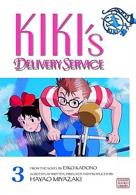 Kiki's Delivery Service Film Comic, Vol. 3 (Kiki's Delivery Service Film Comics)