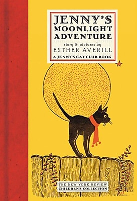 Jenny's Moonlight Adventure (New York Review Children's Collection, a Jenny's Cat Club Book)
