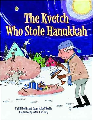 Kvetch Who Stole Hanukkah, The