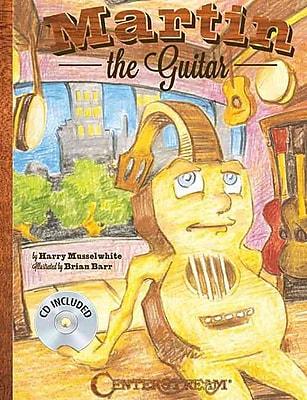 Martin The Guitar (Hardcover Book/CD)