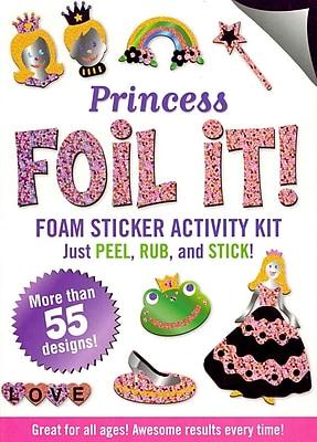 Princess Foil It! (foam sticker activity kit)