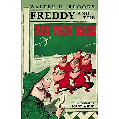 Freddy and the Men from Mars (Freddy the Pig Series)