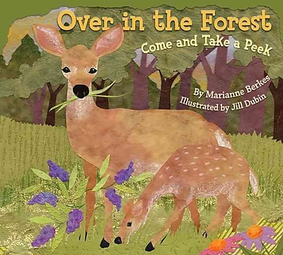 Over in the Forest: Come and Take a Peek
