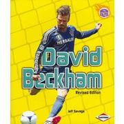 David Beckham (Amazing Athletes)