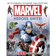 Ultimate Sticker Collection: Marvel: Heroes Unite! (ULTIMATE STICKER COLLECTIONS)