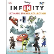 Ultimate Sticker Collection: Disney Infinity (ULTIMATE STICKER COLLECTIONS)