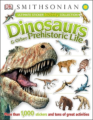 Ultimate Sticker Activity Collection: Dinosaurs and Other PrehistoricLife (ULTIMATE STICKER COLLECTIONS)