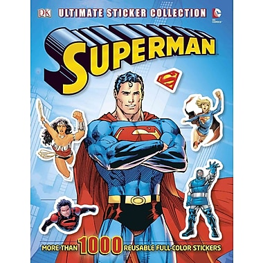 Ultimate Sticker Collection: Superman