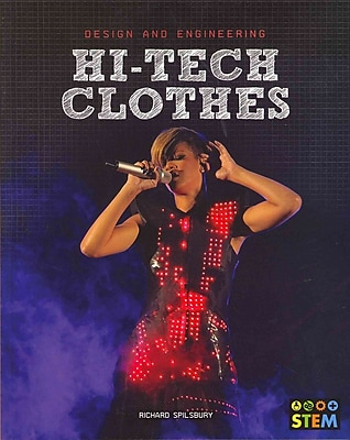 Hi-Tech Clothes (Design and Engineering for Stem)