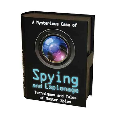 A Mysterious Case of Spying and Espionage: Techniques and Tales of Master Spies