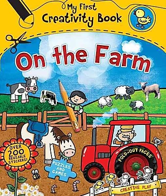 On the Farm (My First Creativity Activity Books)