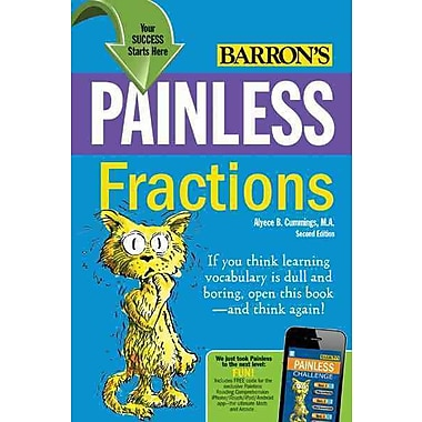 Painless Fractions (Barron's Painless Series)