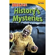 Unsolved! History's Mysteries (Time for Kids)