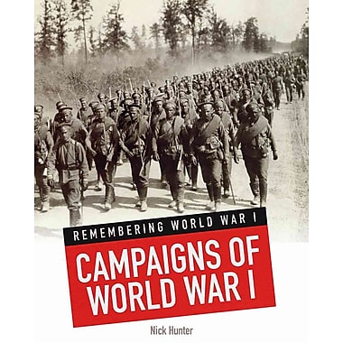 Campaigns of World War I (Remembering World War I)