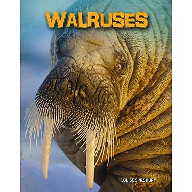 Walruses (Living in the Wild: Sea Mammals)