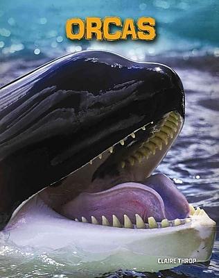 Orcas (Living in the Wild: Sea Mammals)